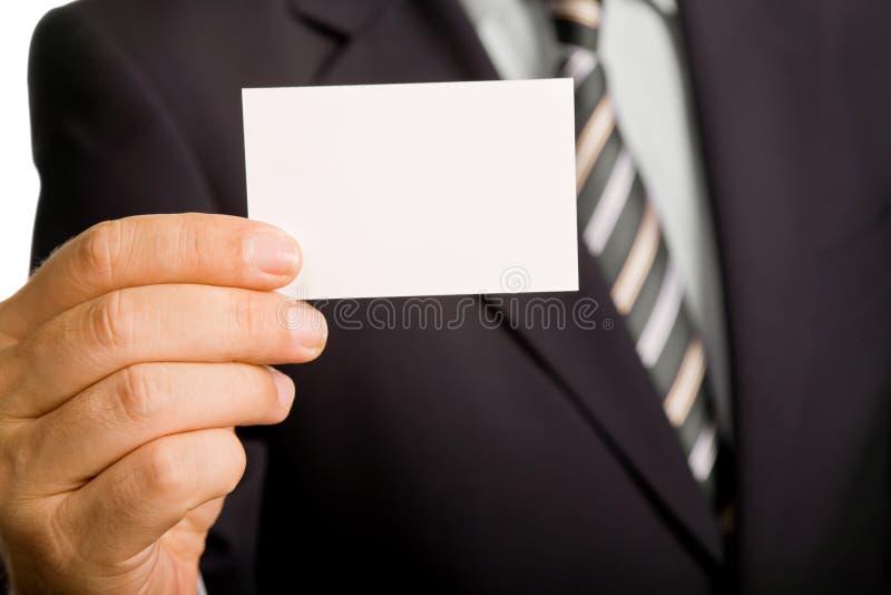 Businesscard stock photos