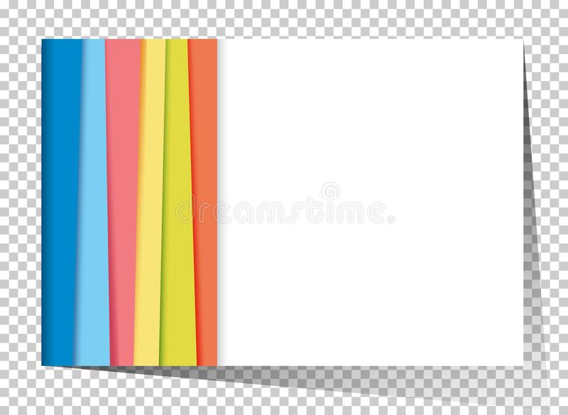 Businesscard template with rainbow in background stock vector download businesscard template with rainbow in background stock vector illustration of businesscard backdrop reheart Choice Image