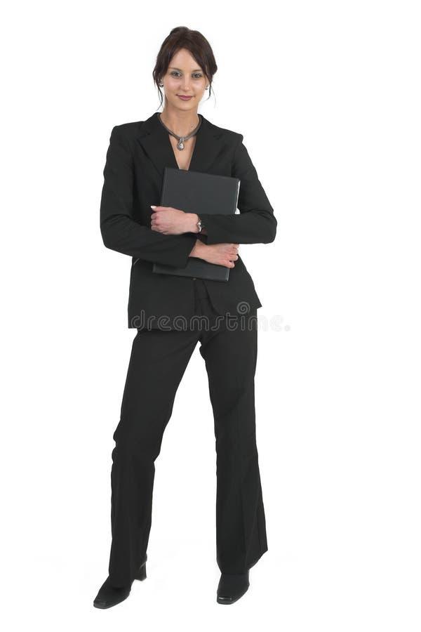 Download Businesslady #73 fotografia stock. Immagine di rosso, tenuta - 211300