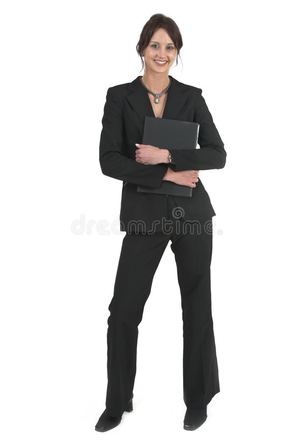 Download Businesslady #75 stock photo. Image of staring, standing - 212704
