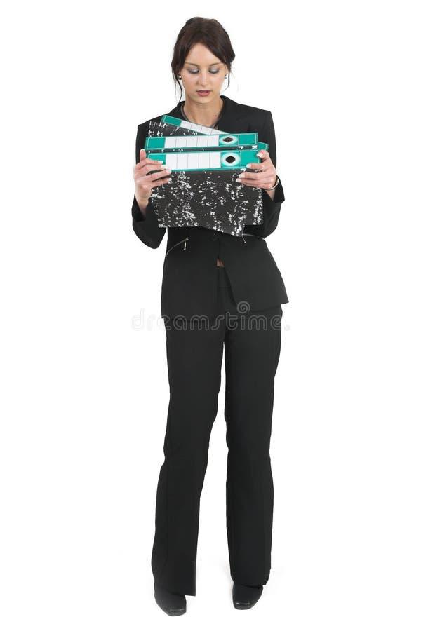 businesslady 76 royaltyfria foton