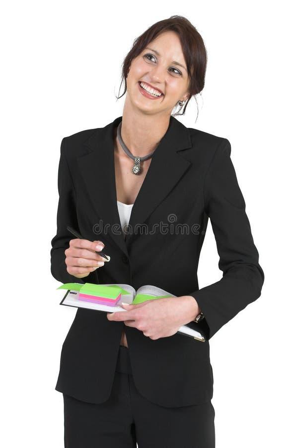 Businesslady #79 stockbild