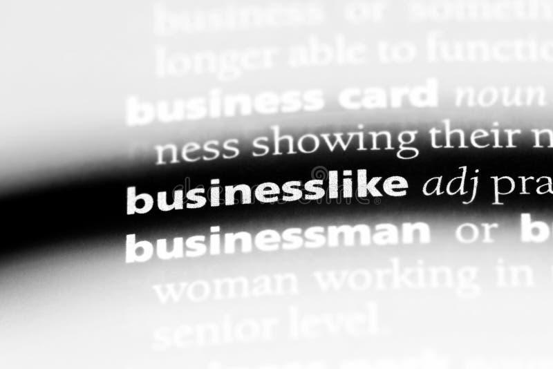 businesslike fotografia de stock