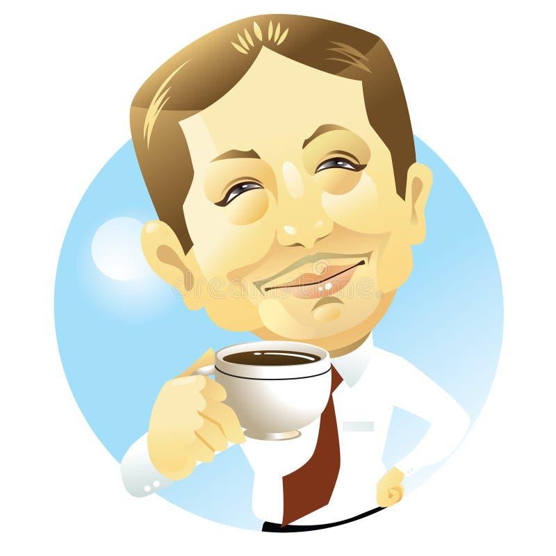 Businessman stock illustration