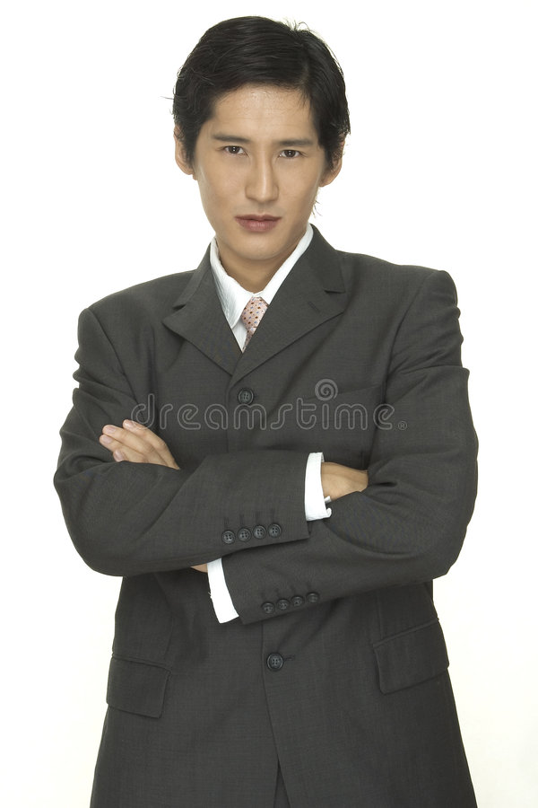 Free Businessman 11 Stock Image - 98621