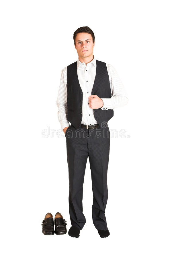 Businessman #113 royalty free stock images