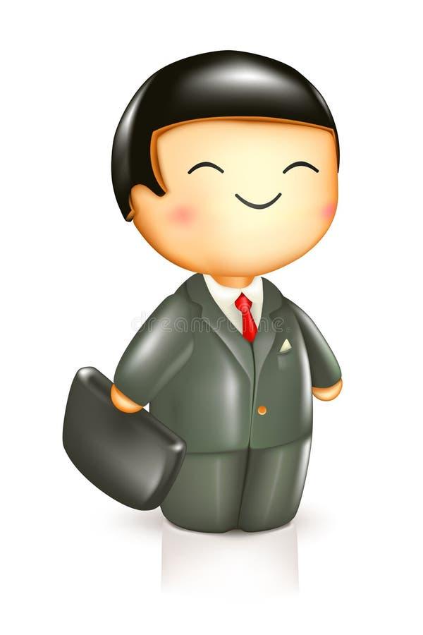 Download Businessman stock vector. Image of chart, businessman - 13207770
