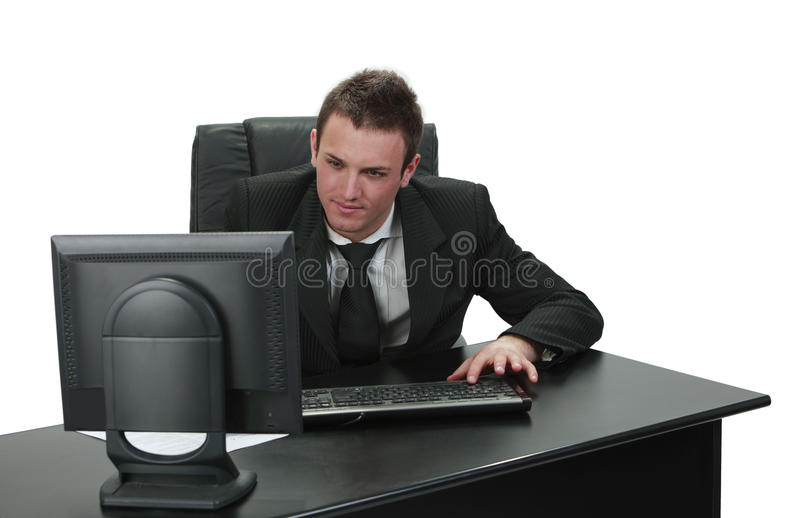 Download Businessman stock photo. Image of person, businessman - 14146998