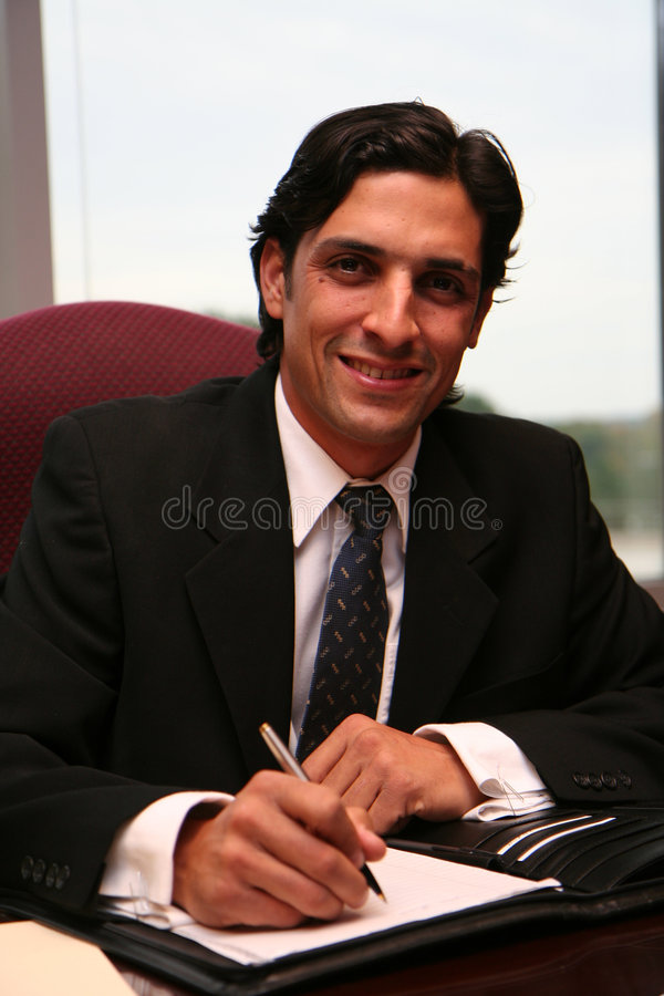 Download Businessman stock image. Image of businessman, contract - 1442785