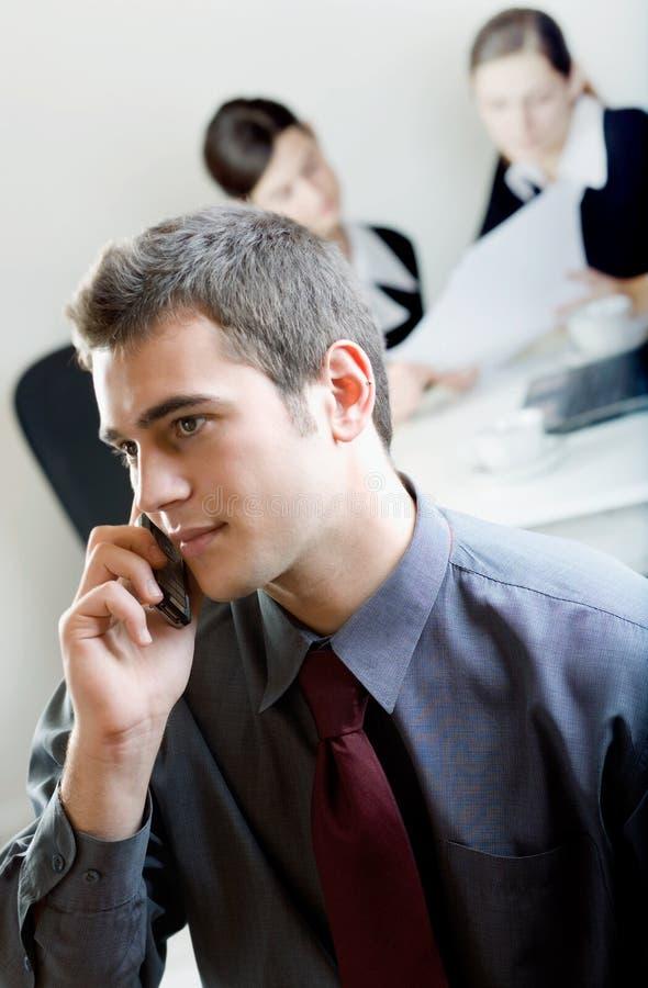 Download Businessman stock image. Image of businesswomen, camera - 1632555
