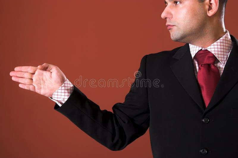 A Businessman stock images
