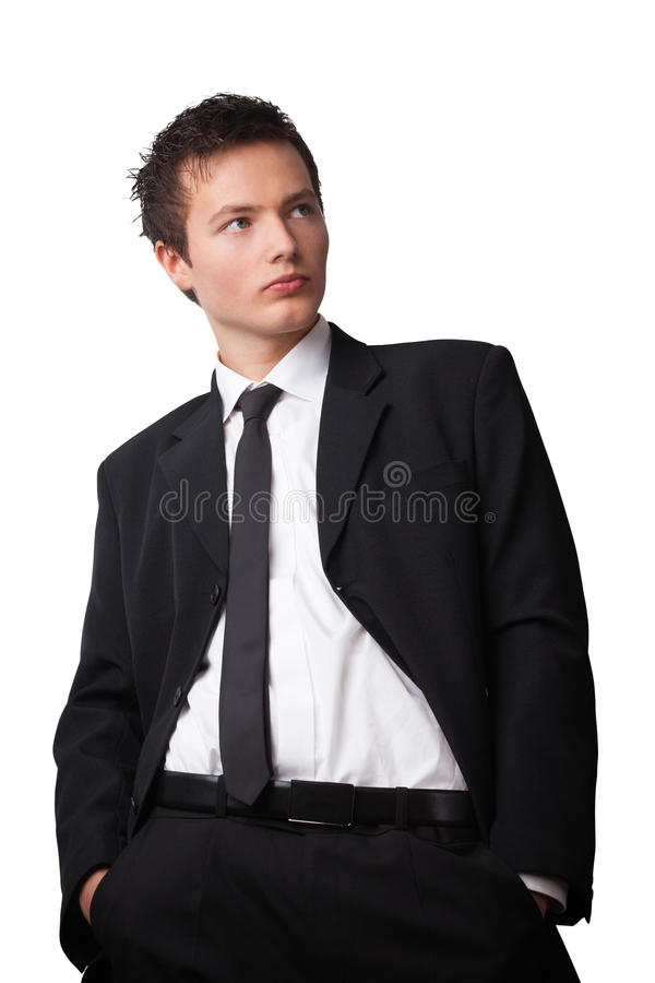 Download Businessman stock photo. Image of isolated, manager, male - 20872780