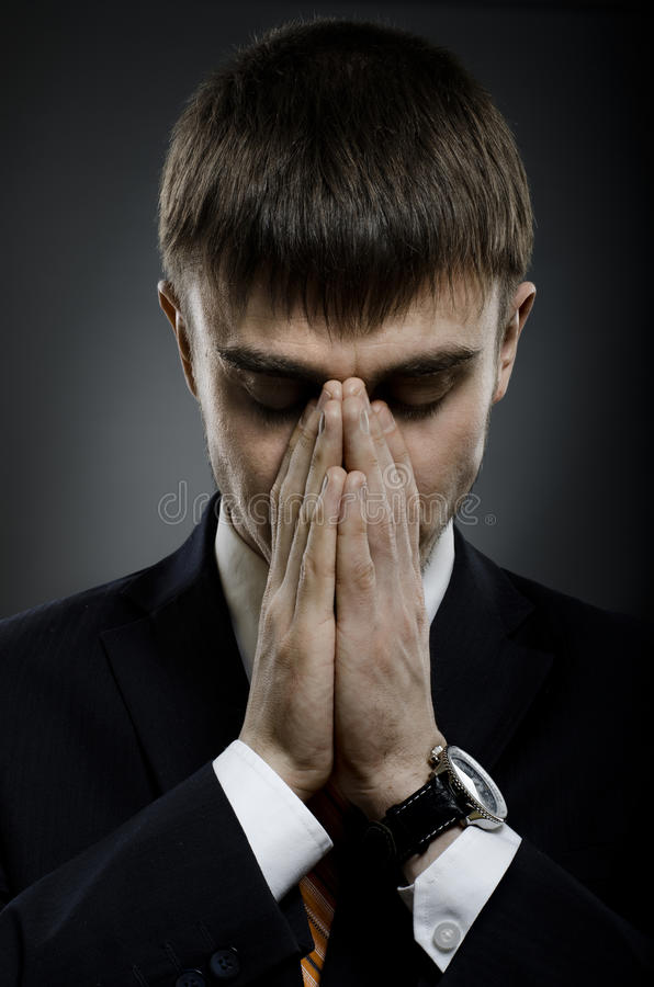 Download Businessman stock image. Image of face, annoyed, getter - 22930947