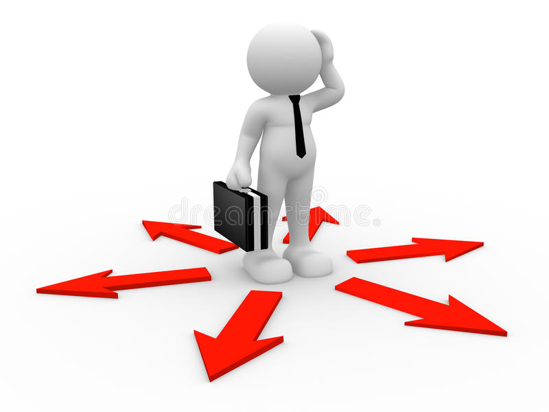 Download Businessman stock illustration. Image of businessman - 23031333