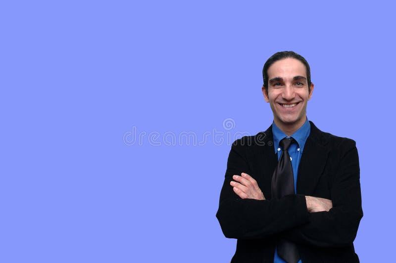 Businessman-3 Photographie stock