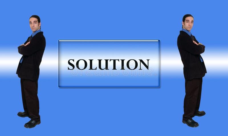 Businessman-4 ilustración del vector