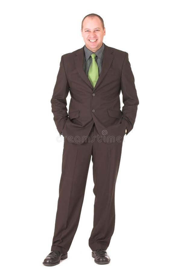 Businessman #4 stock image
