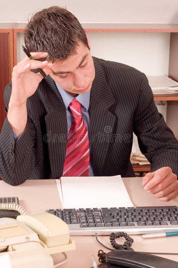Download Businessman stock image. Image of businessman, manager - 4605835