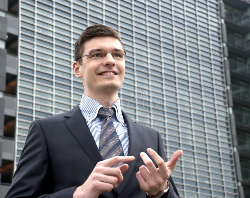 Businessman-6 photos stock