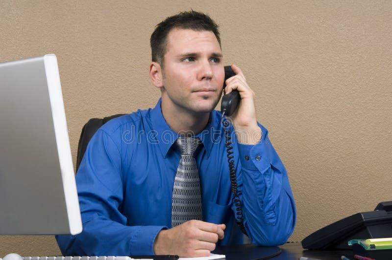 Download Businessman stock image. Image of clerk, comfortable, working - 578297