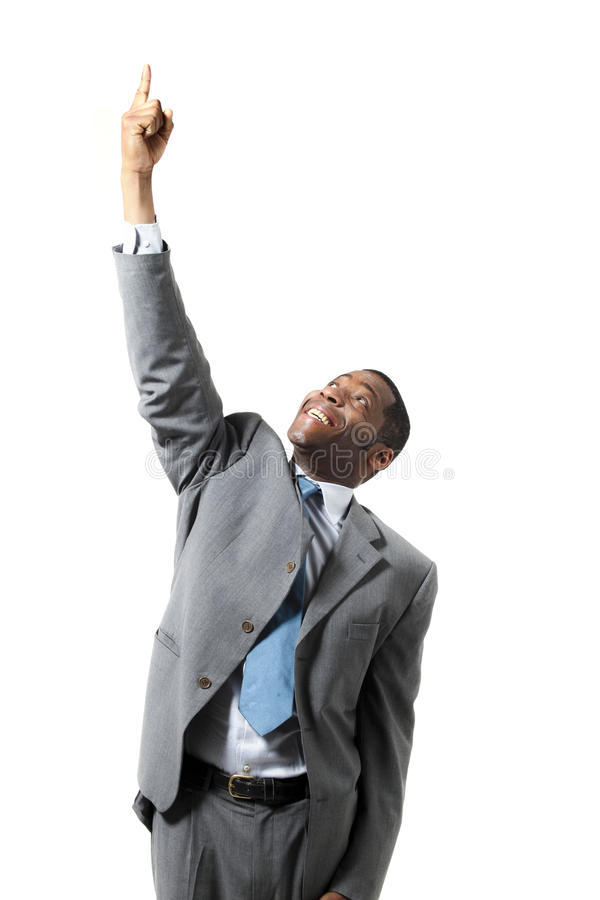 Download Businessman aims high stock image. Image of nice, confident - 19438075