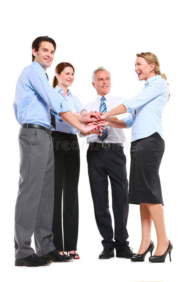 Download Businessman And Businesswoman Stock Photo - Image: 20007916