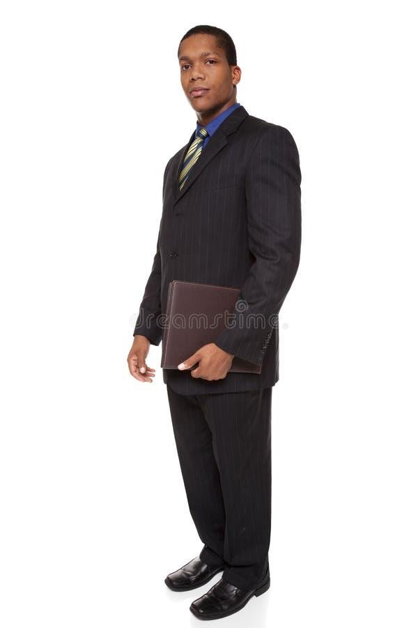 Businessman - confidence royalty free stock photo