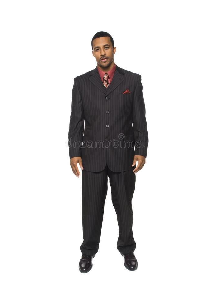 Businessman - confidence royalty free stock image