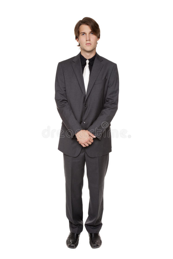 Businessman - confidence stock images