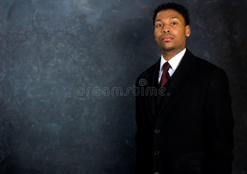 Businessman - Copyspace Stock Photo