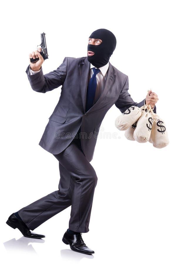 Download Businessman criminal stock image. Image of background - 30095297