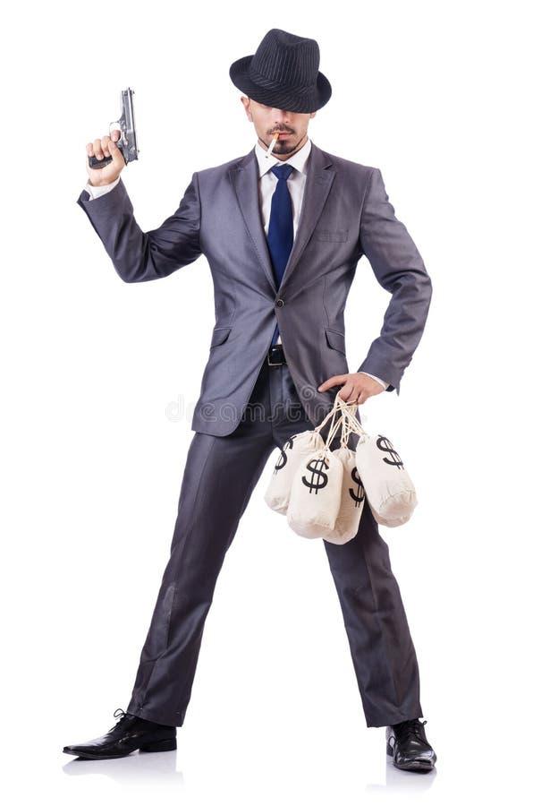 Download Businessman criminal stock image. Image of criminal, burglary - 30095351