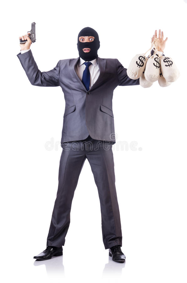 Download Businessman Criminal Royalty Free Stock Photo - Image: 30219955