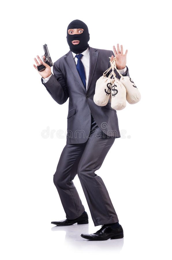 Download Businessman criminal stock image. Image of organized - 30661581