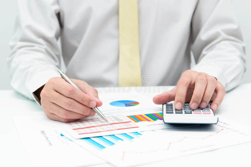 Download Business Calculation Stock Images - Image: 30095634