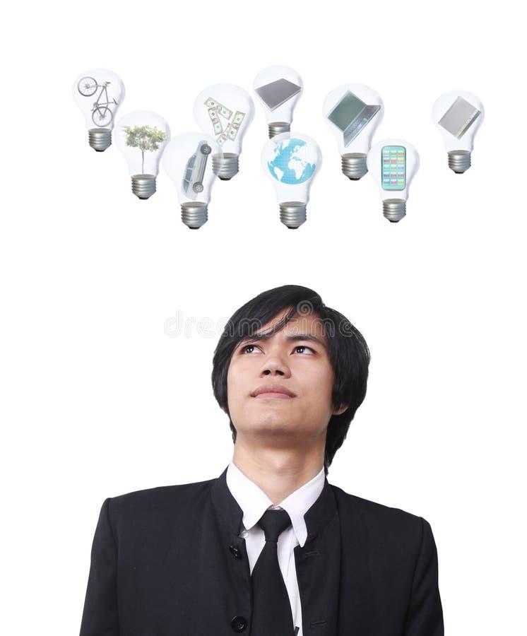 Free Businessman Dream Stock Image - 22406521