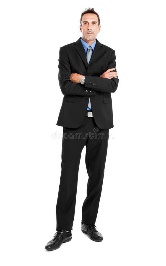 Download Businessman full length stock photo. Image of businessman - 26612724