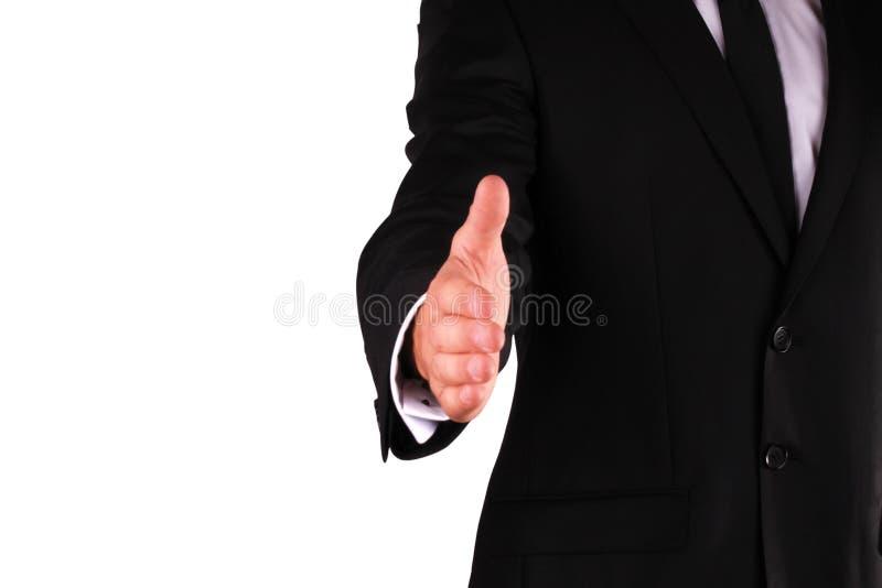 Download Businessman hand stock image. Image of finger, deal, friend - 26576533