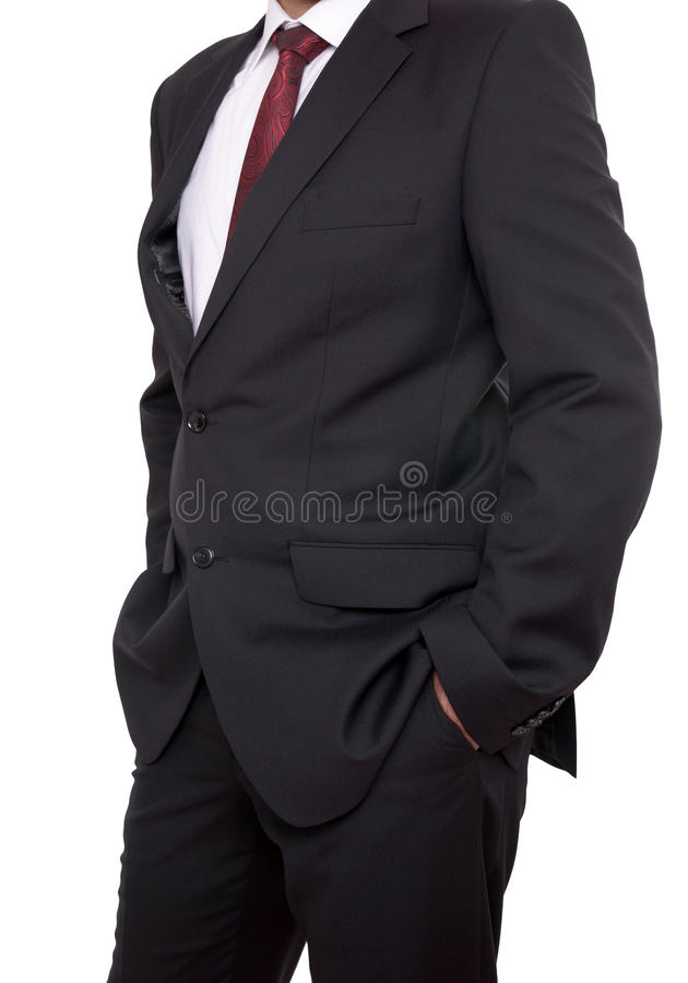 Download Businessman stock image. Image of trouser, isolated, pocket - 39505653