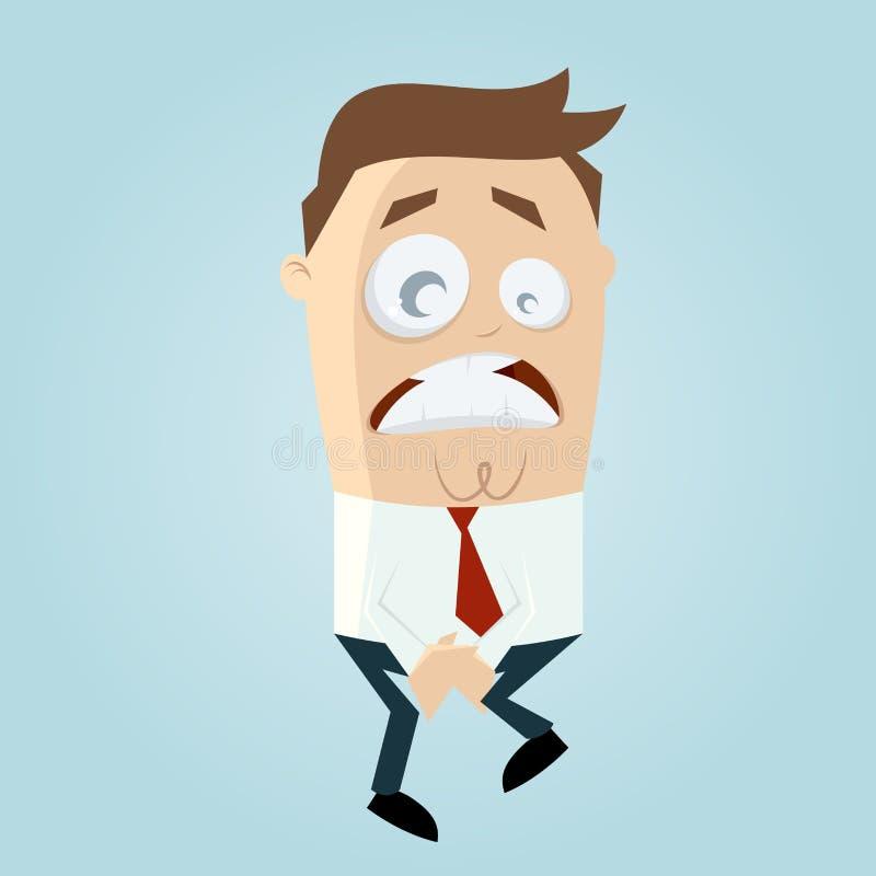 Free Businessman Has To Pee Very Urgently Stock Photo - 48892480