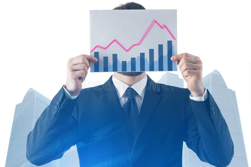 Finance and economy concept royalty free stock photo