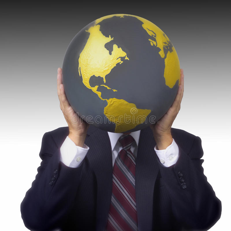 GLOBAL WARMING CLIMATE CHANGE POLLUTION GREED PROFIT stock photos