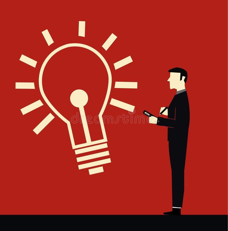 Download Businessman Idea Stock Image - Image: 32411191