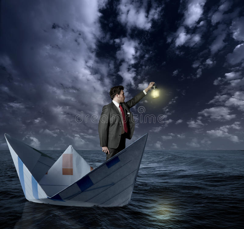 Download Businessman Looking For Affairs Stock Photo - Image: 24849568