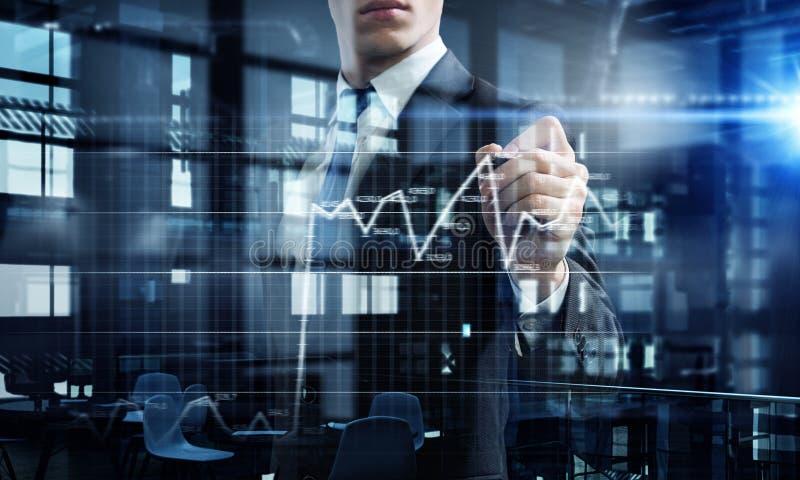 businessman modern office Μικτά μέσα Μικτά μέσα στοκ φωτογραφίες