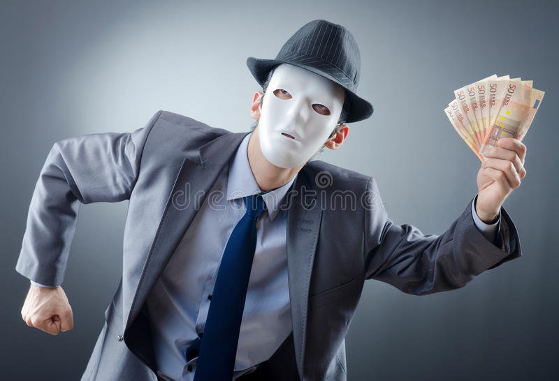 Download Businessman With Money Stock Images - Image: 22156444