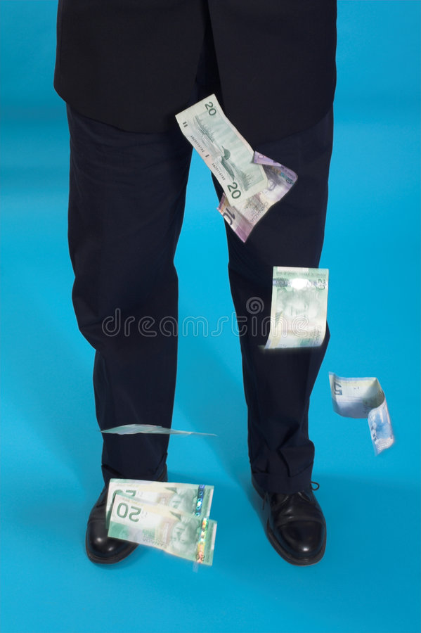 Download Businessman And Money Stock Photos - Image: 2251793
