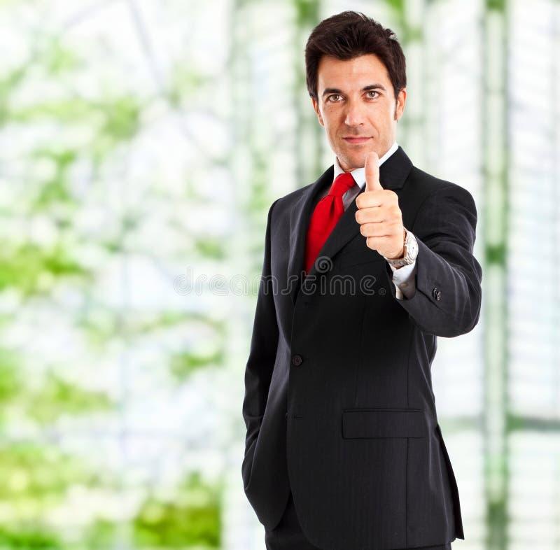 Download Businessman ok sign stock photo. Image of businessman - 23301116