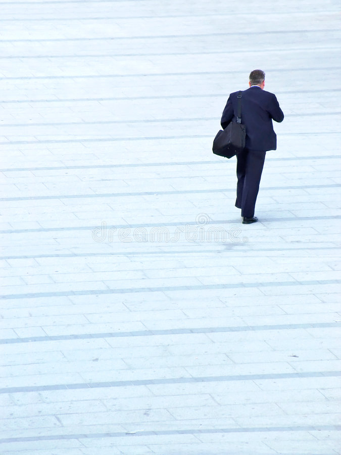 Download Businessman Passerby Royalty Free Stock Image - Image: 1311916
