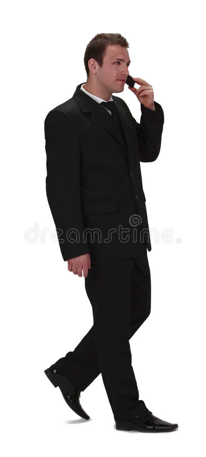 Download Businessman On The Phone Stock Photos - Image: 13883653
